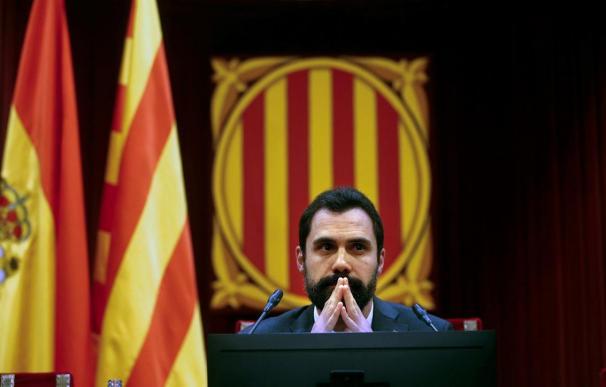 La salida de Torra paraliza Cataluña en plena recuperación... con los fondos UE