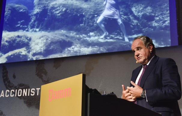 Demetrio Carceller Arce, preside de Corporación Damm.