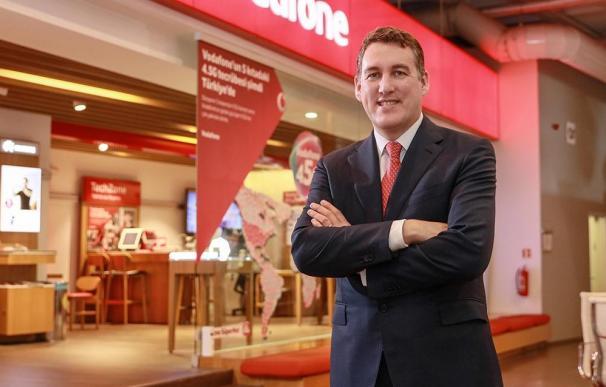 El nuevo consejero delegado de Vodafone España.
