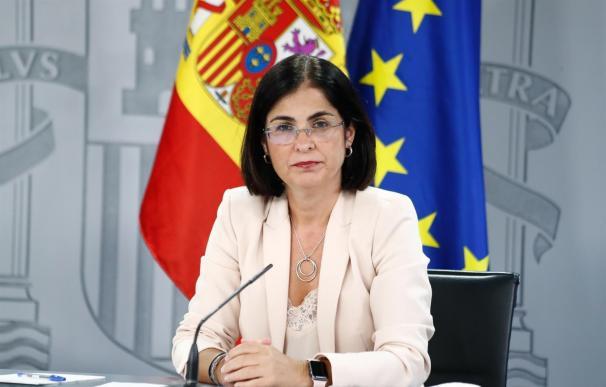 Ministra de Política Territorial y Función Pública.
