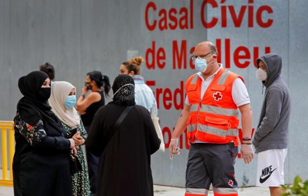 Cataluña coronavirus mascarillas España