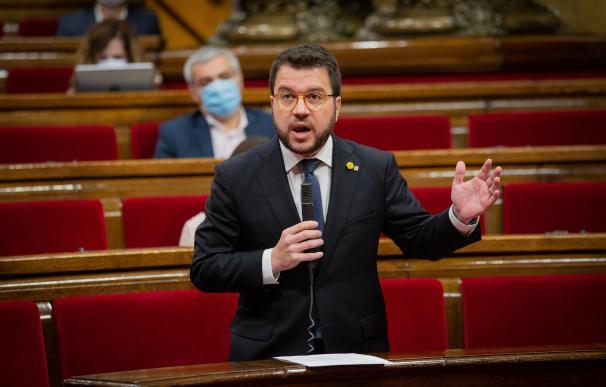 Vicepresidente de la Generalitat.