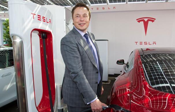 Elon Musk, ex presidente y CEO de Tesla