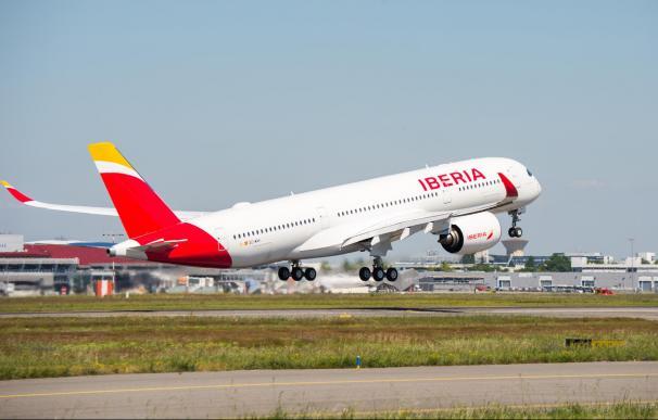 El dueño de Iberia se aleja de los mínimos que marcó por debajo de 1 euro durante la ampliación.