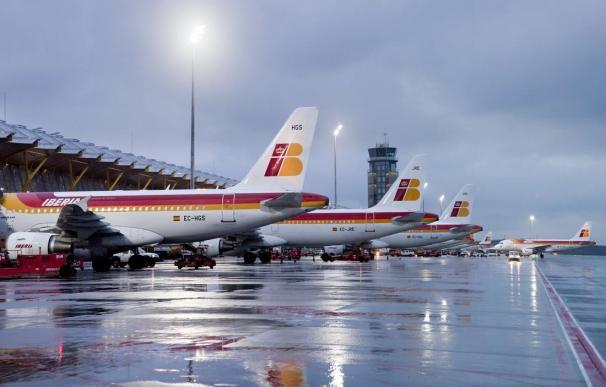 Iberia, IAG, aerolíneas, aeropuerto
