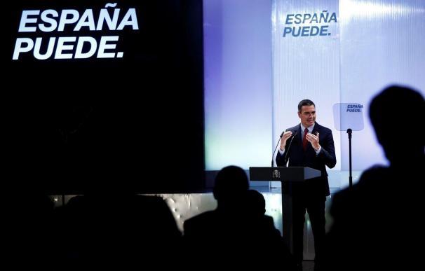 Pedro Sánchez sostiene su plan de recuperación en una recuperación sin precedentes.