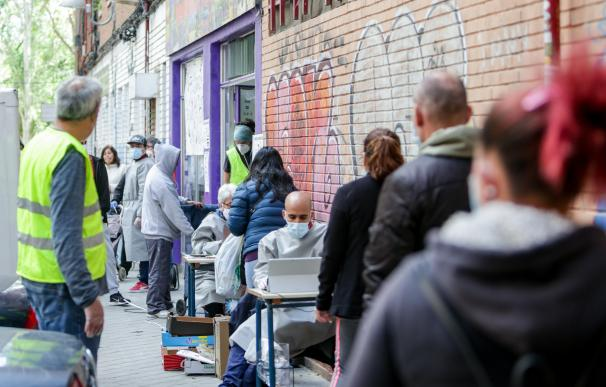 pobreza pandemia