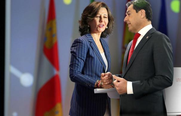 El paso atrás de la Junta de Andalucía deja el futuro de Abengoa en manos de Botín