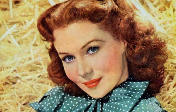 Rhonda Fleming, la reina del Technicolor, ha muerto a los 97 años de edad.