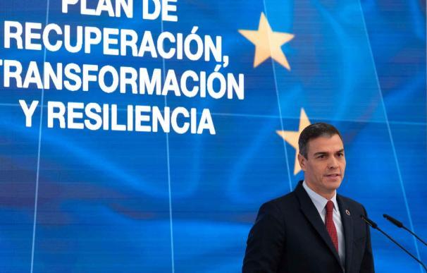 El Gobierno de Sánchez quiere eliminar trabas legales al uso de los fondos europeos.
