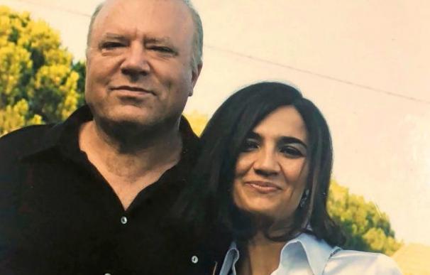 Gemma Alcalá y el excomisario José Manuel Villarejo