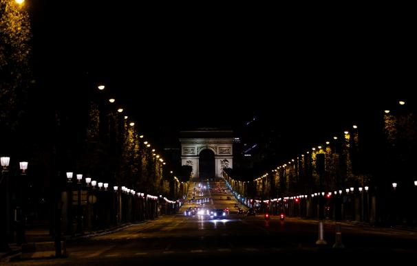 Toque de queda, París, coronavirus mundo