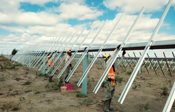 Seguidores solares de Soltec
