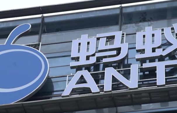 Ant Group es el dueño de Alipay, el sistema de pagos dominante en China.