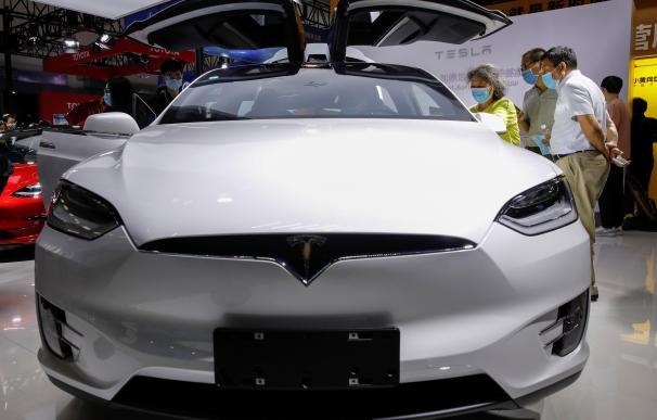 Tesla vehículo