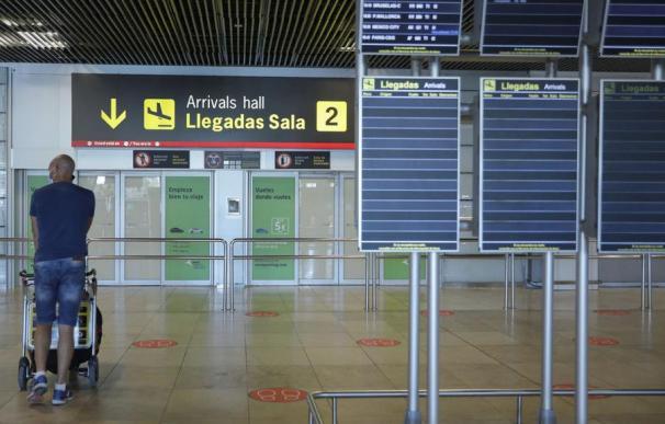 La Covid-19 ha vaciado los aeropuertos y ha desplomado el negocio de Aena