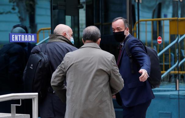 Martínez, exnúmero dos de Interior antes de declarar en la Audiencia Nacional