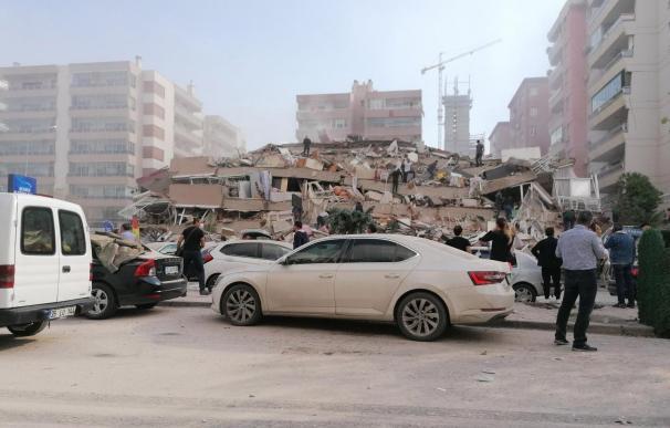 Terremoto Grecia Turquía