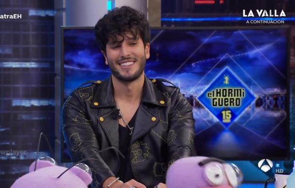 Sebastián Yatra en 'El Hormiguero'