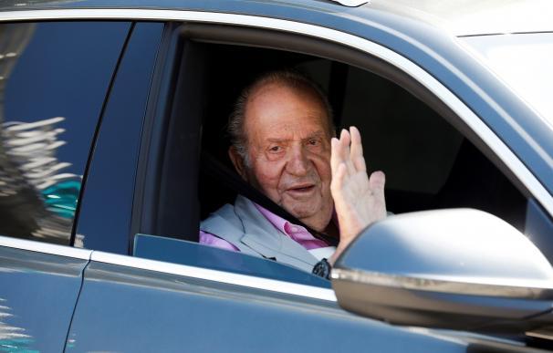 Juan Carlos Rey Emérito