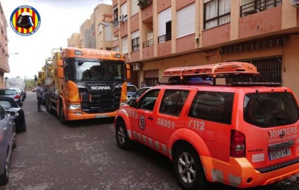 bomberos valencia