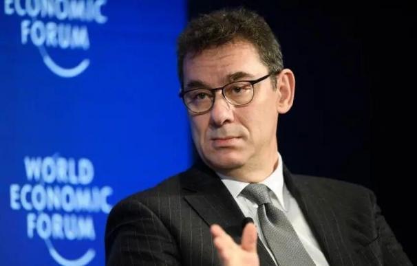 El CEO de Pfizer, Albert Bourla