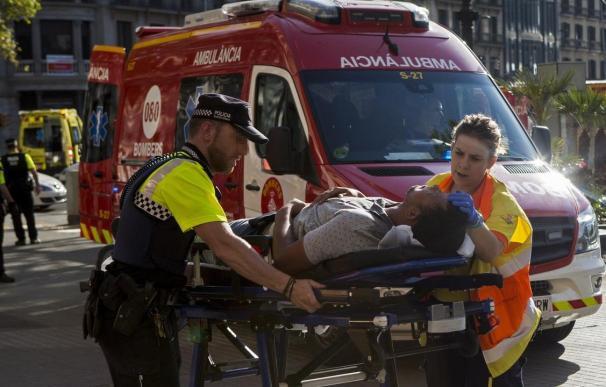 """Una herida en el atentado de Barcelona: """"Todavía no soy capaz de pisar Las Ramblas"""""""