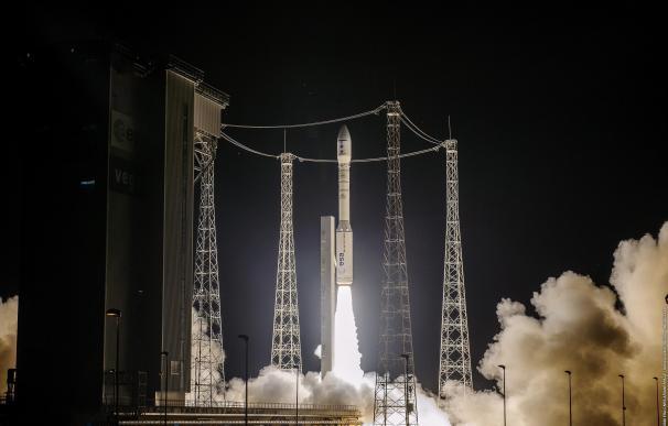 El satélite español 'Ingenio' se pierde en el espacio solo ocho minutos después de despegar