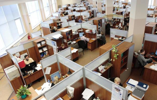 ERTE, oficina trabajo empleados
