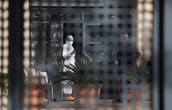 La Conselleria de Sanidad está realizando un cribado de casos en una residencia (en la imagen) de La Pobla de Vallbona (Valencia)