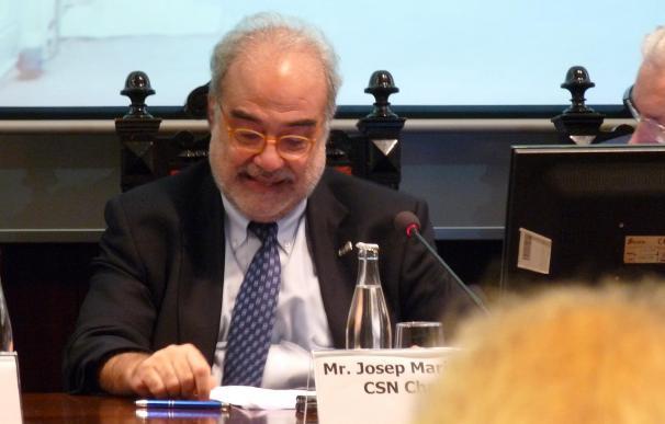 El presidente del CSN lleva al Consejo de Estado la disputa por los pagos en especie