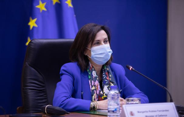 La ministra de Defensa, Margarita Robles MINISTERIO DE DEFENSA 16/11/2020