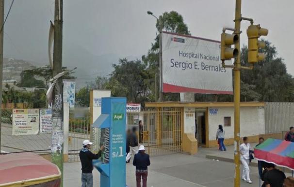 Hospital Sergio Bernales de Collique (Perú)
