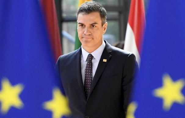Pedro Sánchez Europa