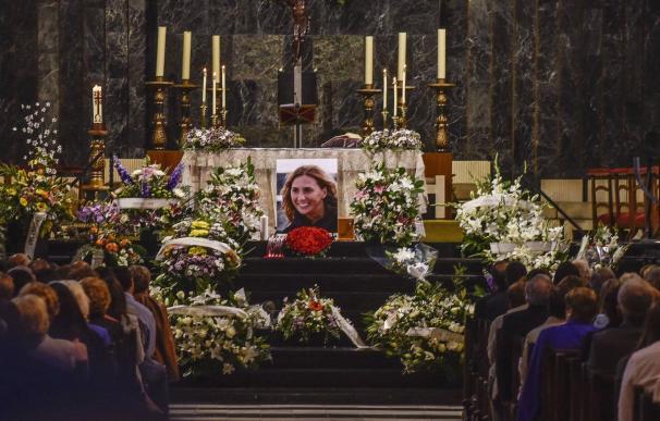 Funeral María Villar