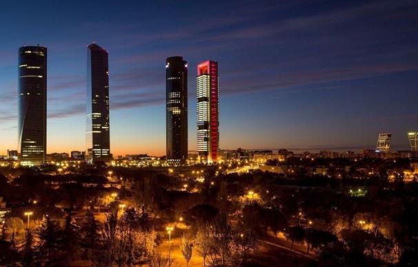 Madrid viviendas cuatro torres