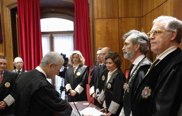 Lesmes, Consejo General del Poder Judicial