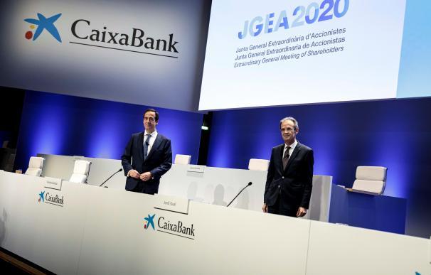 Jordi Gual Gonzalo Gortázar CaixaBank