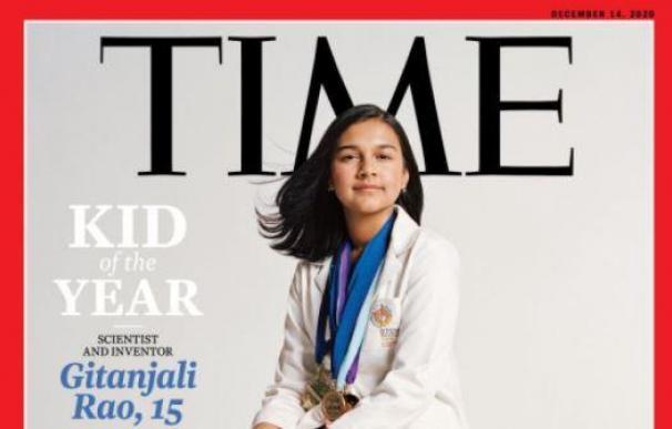 Niña del Año, revista Time