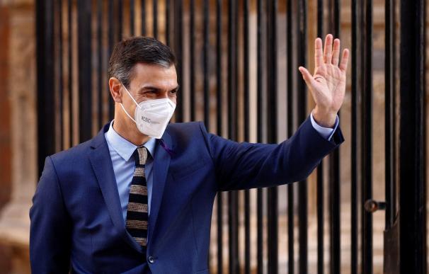 Pedro Sánchez ha aprovechado los Presupuestos para saludar a la afición de sus numerosos deudos y socios de investidura