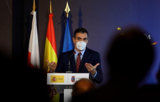 Pedro Sánchez visita Cantabria