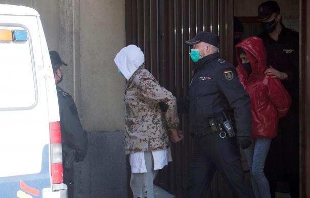 Rafael Amargo pasa a disposición judicial
