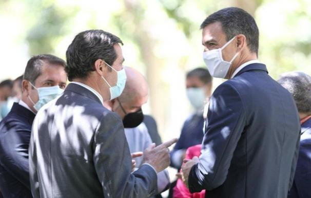Garamendi intenta convencer a Sánchez para que haya proyectos de gestión privada.