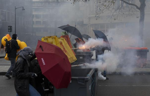 Nuevas manifestaciones en Francia contra la ley de seguridad del Gobierno
