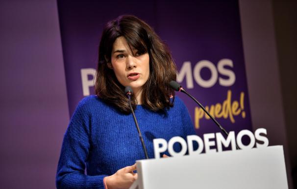 Isa Serra, rueda de prensa