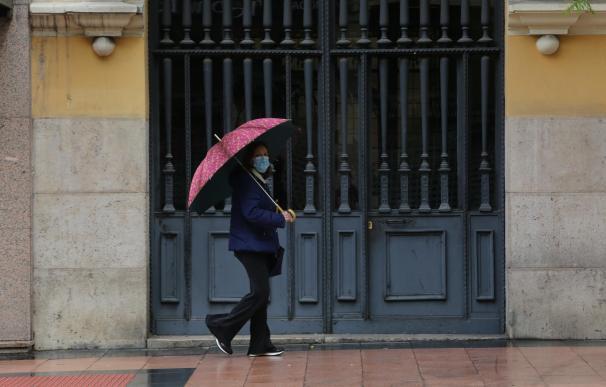 Lluvias España