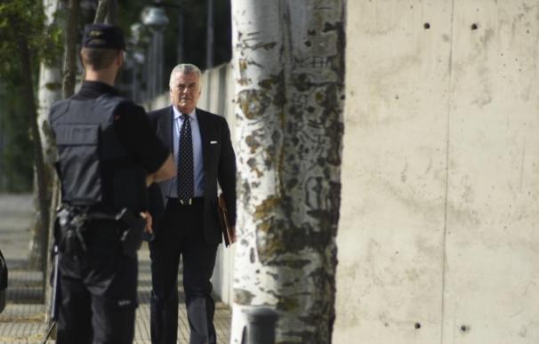 Luis Bárcenas llega a la Audiencia Nacional para declarar por Gürtel (Foto de ARCHIVO) 20/6/2017