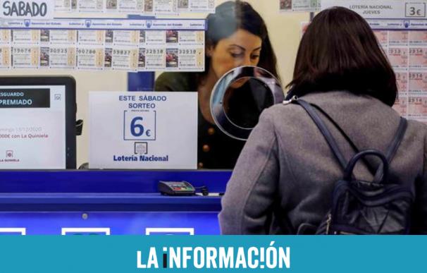 Una Administración de Loterías.