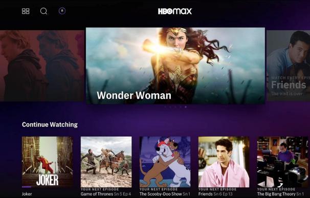 Warner, que pertenece a la teleco AT&T, lanzará en su plataforma HBO Max los grandes estrenos de 2021.