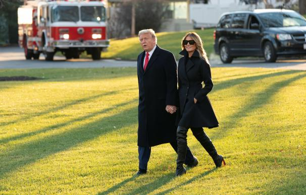 Donald Trump Melania EEUU